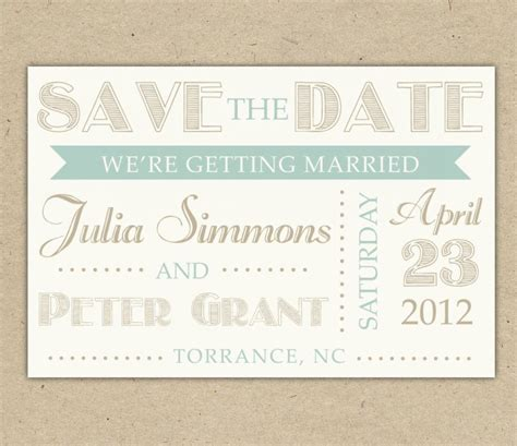 business save the date templates free save the date template free template business