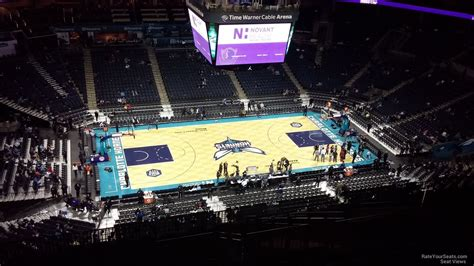 time warner cable arena section 116 spectrum center section 210 charlotte hornets