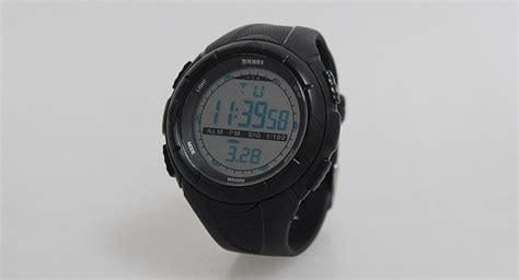 Skmei Sport 1025 7 26 skmei 1025 unisex sports waterproof led digital