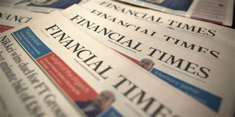 Financial Times Newsletter financial times blurs lines of education and business with