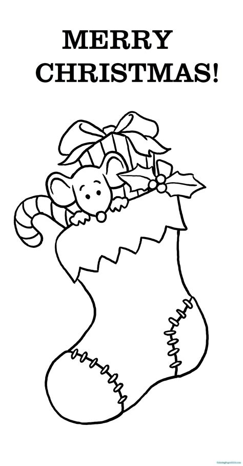 Merry Christmas Coloring Pages Coloring Pages For Kids Coloring Pages Merry