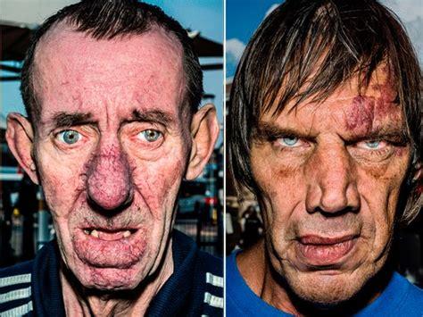libro bruce gilden photofile es llamado el fot 243 grafo de las caras que nadie quiere ver las im 225 genes son impactantes