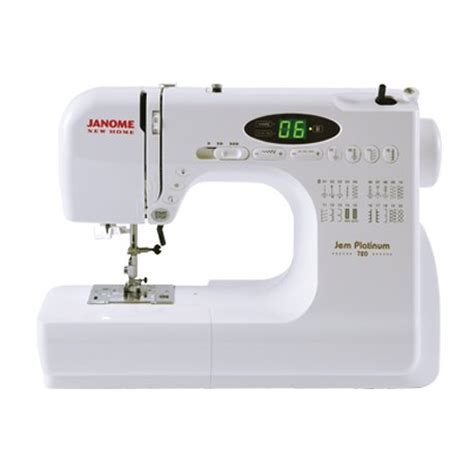 Home Quilting Machines by Janome New Home 720 Quilting Machine Icanhelpsew