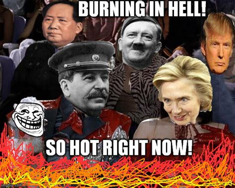 Hot As Hell Meme - mao zedong imgflip