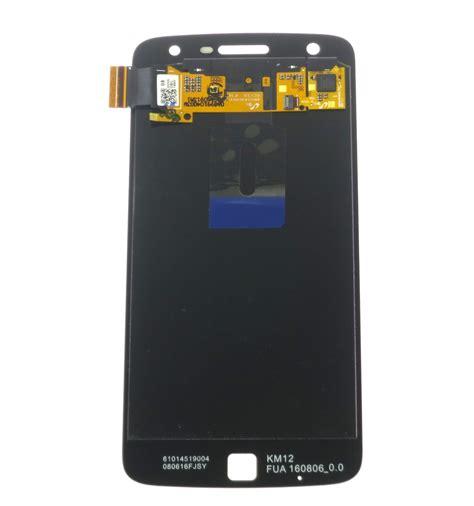 Lcd Touchscreen Lenovo K860 Org Black lcd touch screen black oem for lenovo moto z play lcdpartner
