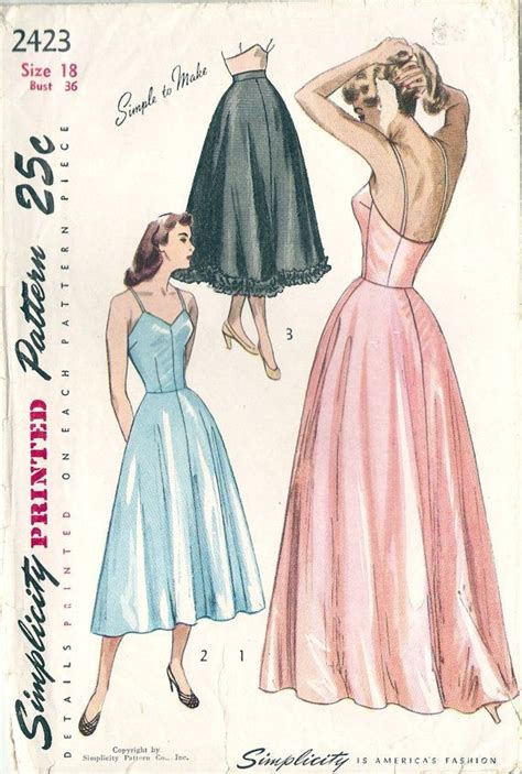pattern for net petticoat 17 best images about 1940 s fashion civilian on