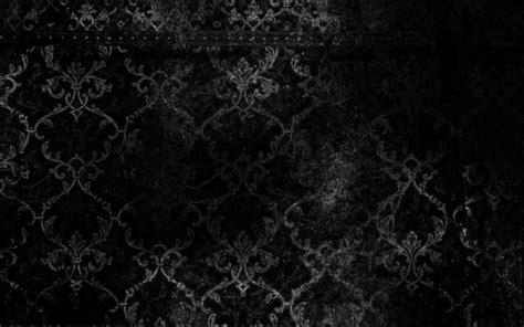 black pattern grunge beautiful victorian wallpaper for desktop