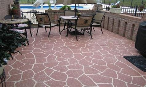 outdoor patio flooring ideen alfresco dining trends and substances