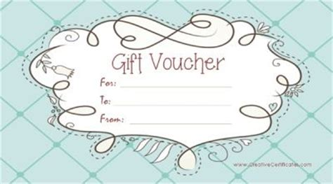 printable carluccio s vouchers free printable gift vouchers instant download no