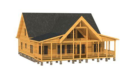forsyth plans information log cabin kits