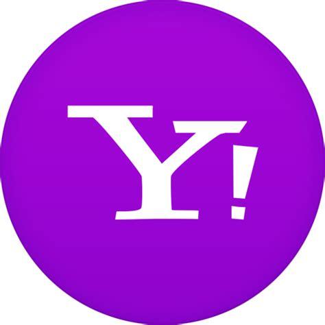 yahoo com yahoo icon circle iconset martz90