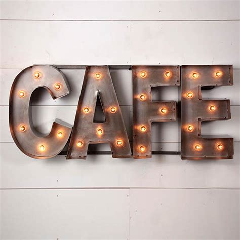 Patio Lamps Lighted Casino Sign Lscafe