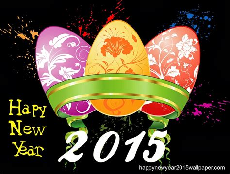 wallpaper bergerak happy new year 2015 happy new year 2015 widescreen wallpaper