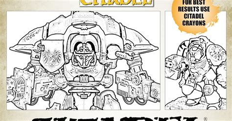 Rumour Citadel Colouring Book Leaked Cover Tale Of Painters