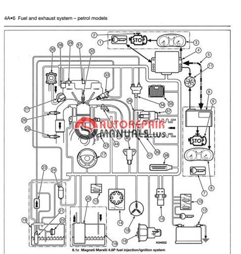 peugeot 406 wiring diagram free wiring diagram