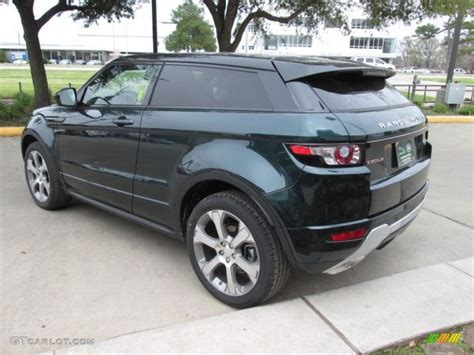 green range rover 2014 aintree green metallic land rover range rover evoque