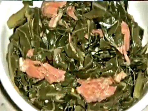 collard greens recipe how to cook southern soul food collard greens recipe video by