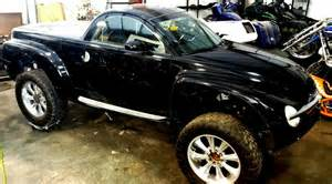 chevrolet ssr lifted rock crawler for sale gm authority