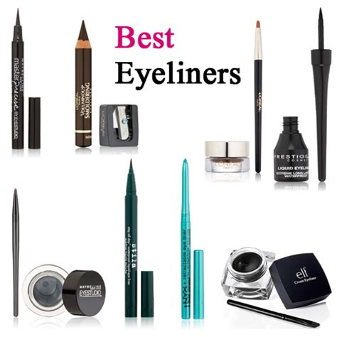 top 10 best eyeliners 2016 liquid gel cream eyeliner