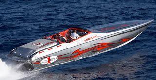 cigarette boat coast guard big fast boats
