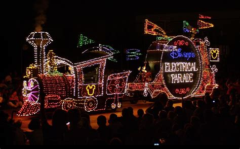 disney light parade all about disney s electrical parade which is