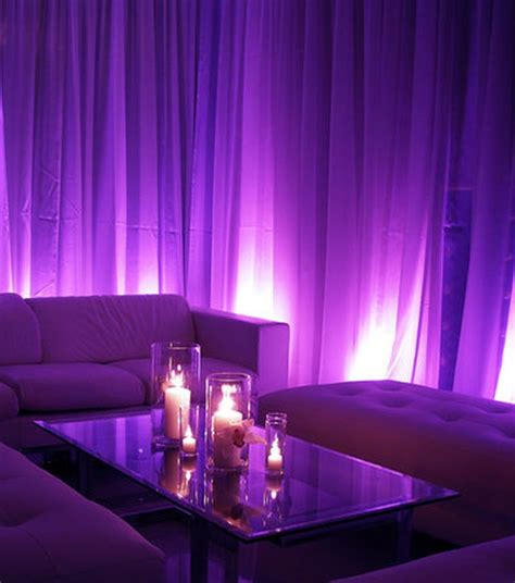 Unusual Wall Sconces Stunning Purple Christmas Decor Ideas For A Royal Celebration