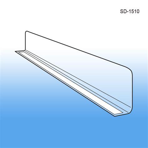 Retail Shelf Dividers econo line shelf dividers retail display presentation