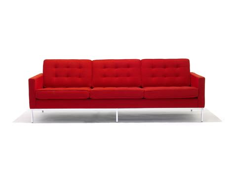 3 seater leather couches south africa buy the knoll florence knoll three seater sofa at nest co uk