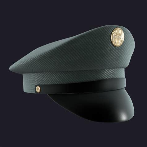 Hat 3d Model Free 3d model cap hat