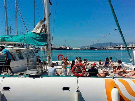 catamaran lunch cruise valencia valencia boat trip with paella lunch flamenco show la