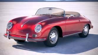 Porsche 356 Speedster Porsche 356 Speedster 1955 Vray Squir