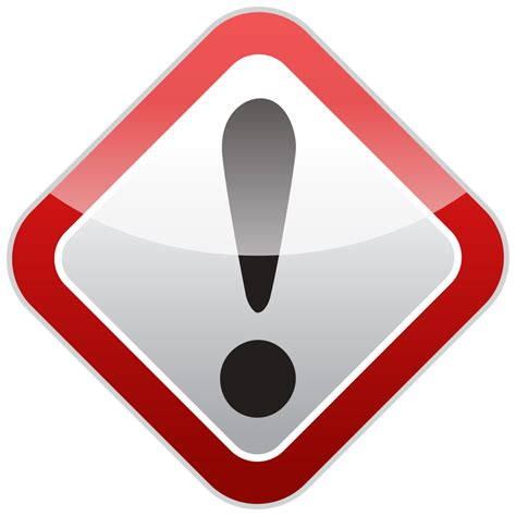 sign clipart warning sign png clipart