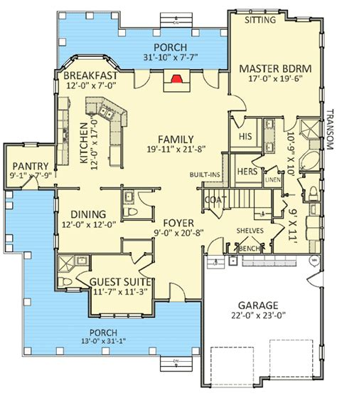 grand designs floor plans grand traditional house plan 46263la architectural