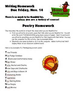 thanksgiving acrostic poem examples gallery for gt acrostic poem examples thanksgiving