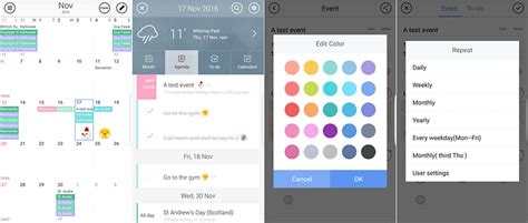 Aaps Calendar Best Calendar Apps For Android Androidpit