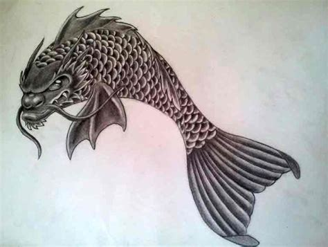 hd tattoos com female japanese dragon koi tattoo designs