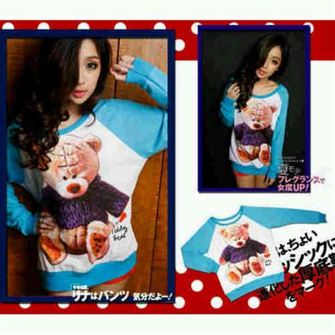 Sweater Bhn Babytery Fit All Size 1 sweater teddy rahma shop