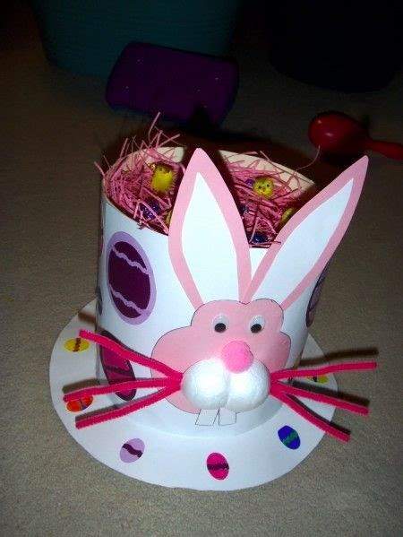 Handmade Easter Hats - here are some excellent easter hat parade ideas