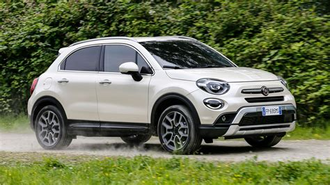 fiat 500x test new fiat 500x review the crossover gets a facelift car