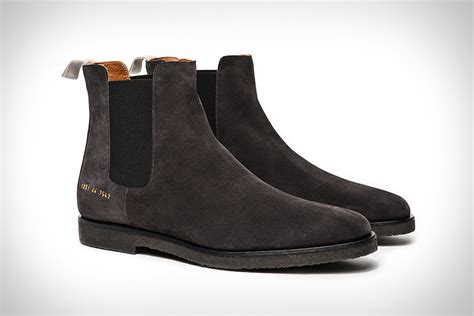 by common projects boots common projects chelsea boot uncrate