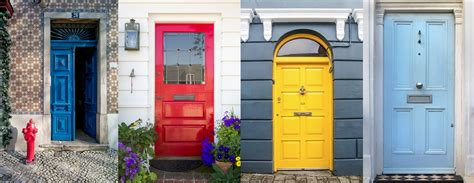 how to choose front door color how to choose a front door paint colour
