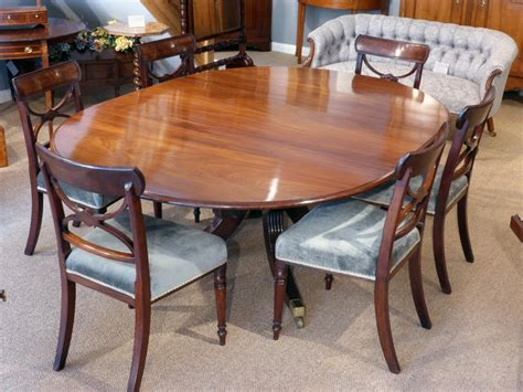 antique oval dining table extending dining table
