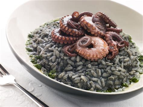 Do You About Black Foods by Croatian Cooking Black Risotto Recipe Chasing The