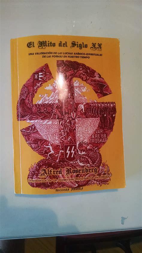 libro alucinaciones coleccion argumentos te muestro mi colecci 243 n de libros sobre nacional socialismo off topic