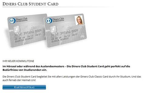 kreditkarte vergleich studenten diners club kreditkarte beantragen zum kreditkarten vergleich