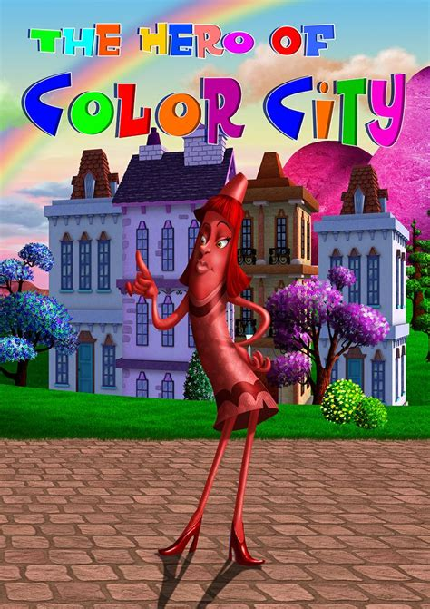 of color city of color city characters of color city