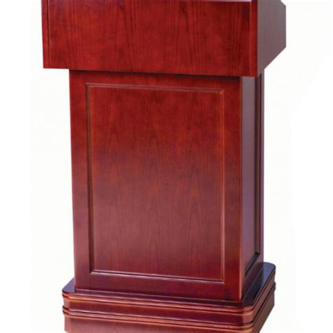 podium drape vincent