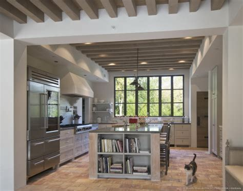 Toronto Kitchen Design things are looking up with wood ceilings boldform