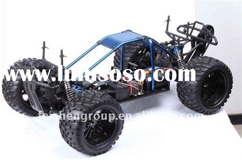 Rc Electric Car 1 10 Brushless Monster Truck 4wd Rtr