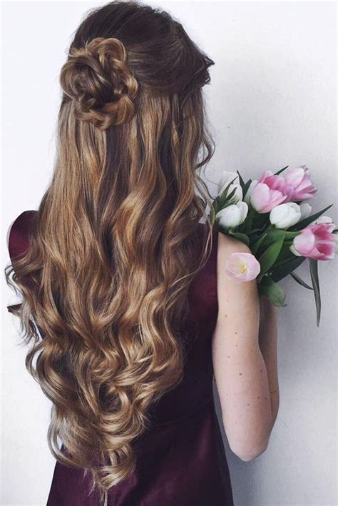 hairstyles worn down 1000 images about pretty bridal hairstyles on pinterest